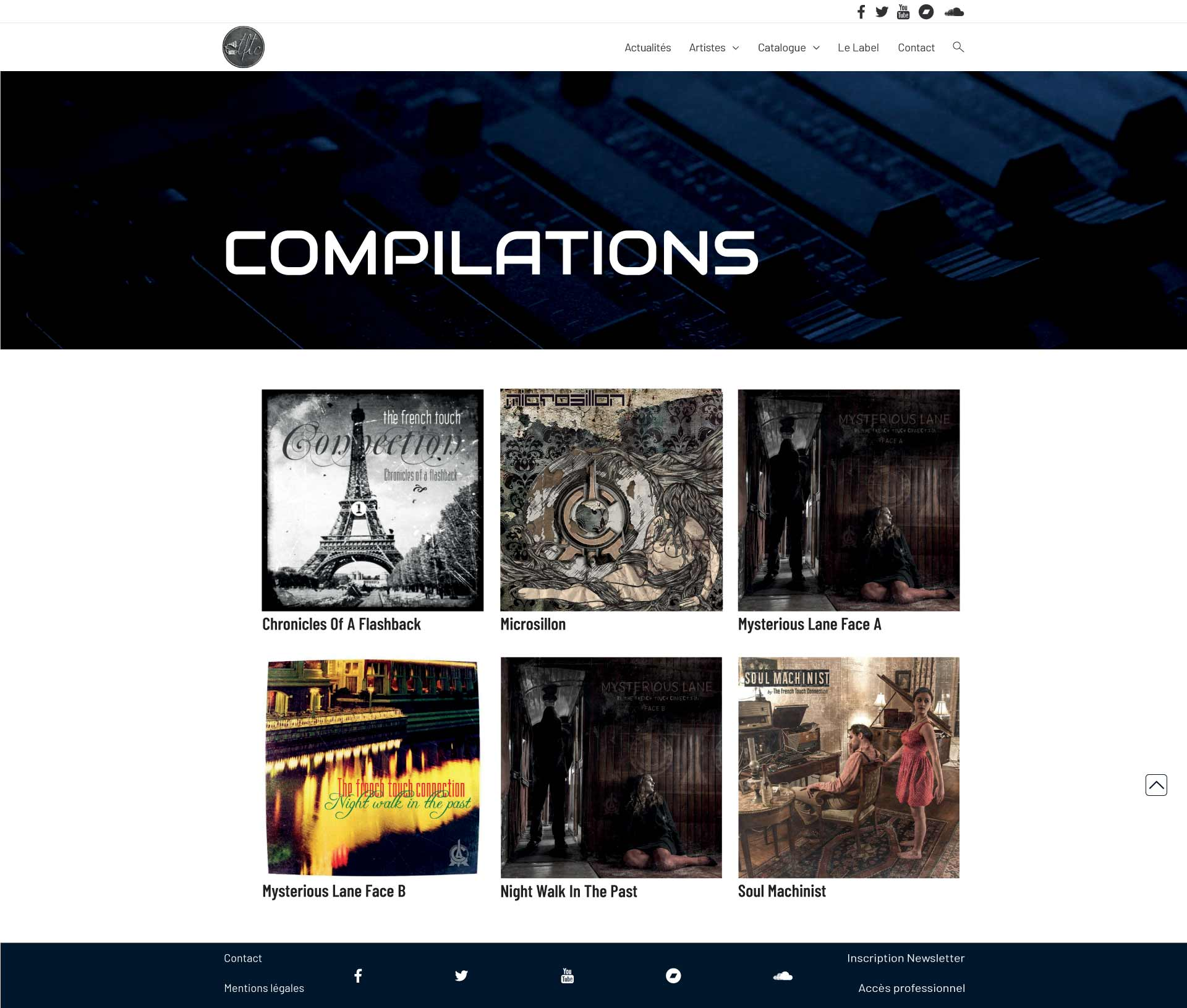 TFTC compilations webdesign création site vitrine