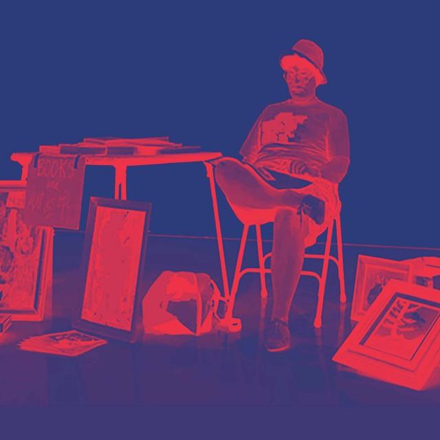 Duane Hanson portfolio conception web et graphique